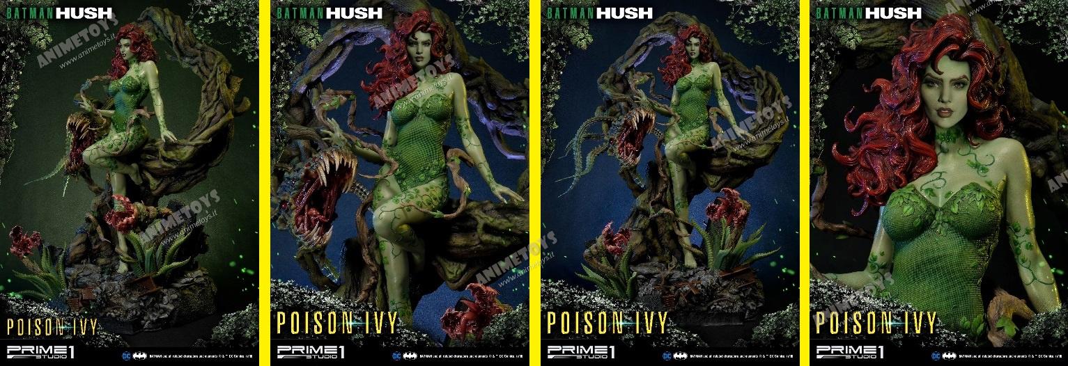 Prime 1 Studio Dc Comics Batman Hush Poison Ivy 1 3 Statue Animetoys