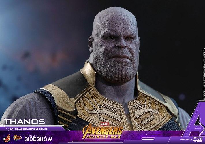 Hot Toys Marvel Avengers Infinity War Thanos Movie