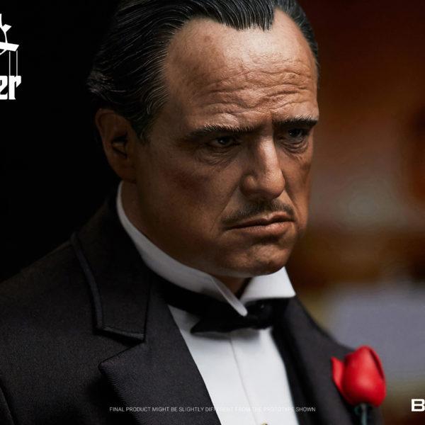 BLITZWAY - THE GODFATHER - Vito Corleone - Superb Scale Statue - 6