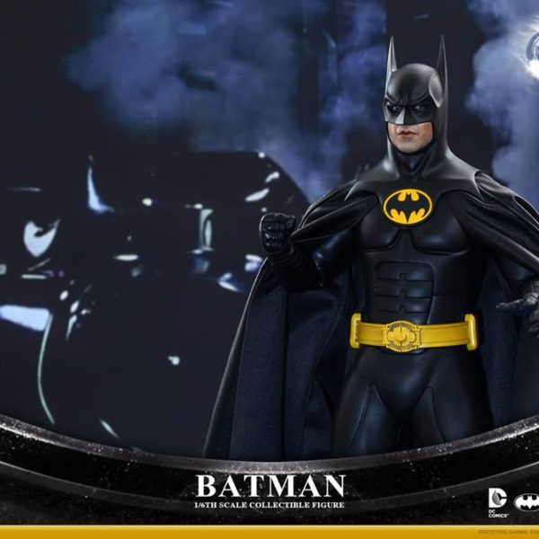 HOT TOYS – BATMAN RETURNS (Tim Burton) – Batman – Movie Masterpiece - 7