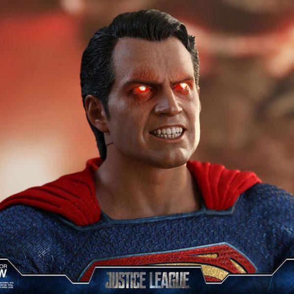 HOT TOYS – DC COMICS - JUSTICE LEAGUE MOVIE – Superman – Movie Masterpiece - 8