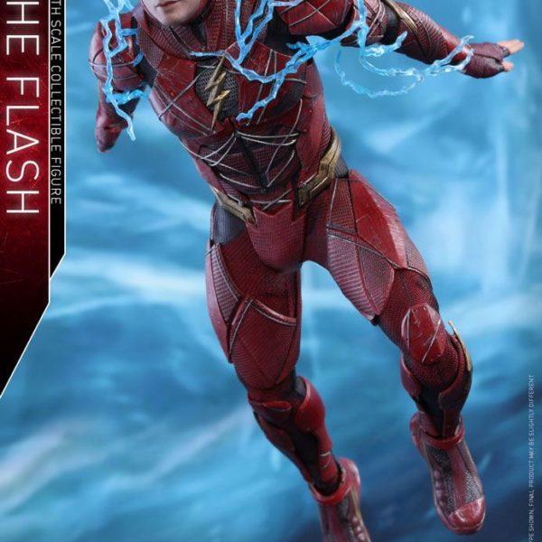 HOT TOYS – DC COMICS - JUSTICE LEAGUE MOVIE – The Flash – Movie Masterpiece - 1