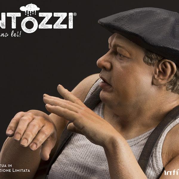 INFINITE STATUE - Fantozzi - Statue - 9