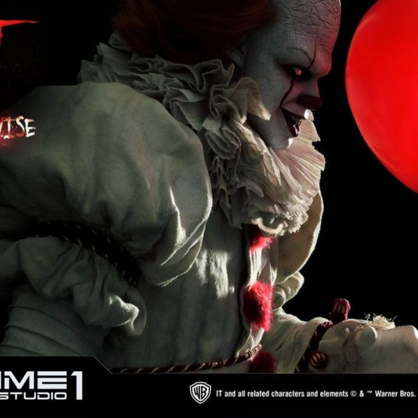 PRIME 1 STUDIO – IT – Pennywise - 1-2 Scale Statue - 6
