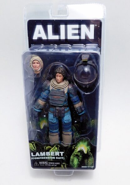 "NECA Aliens 7/"" Scale  Series 11  Lambert Action Figure Compression Suit"