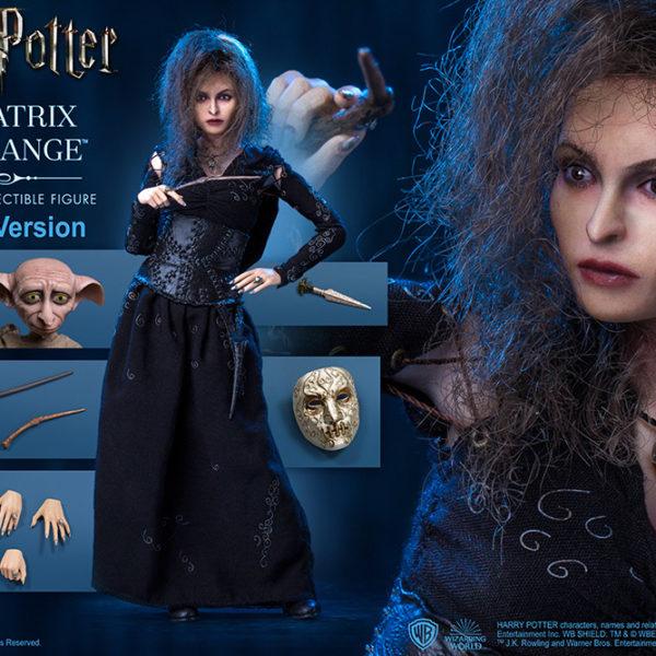STAR ACE - HARRY POTTER - Bellatrix Lestrange - 1-6 Scale Figure - 1