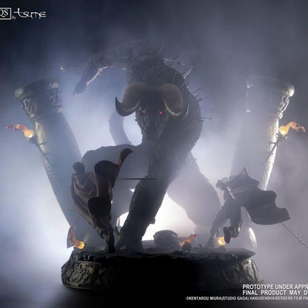 TSUME ART - BERSERK - Berserk HQS Plus – Statue - 14