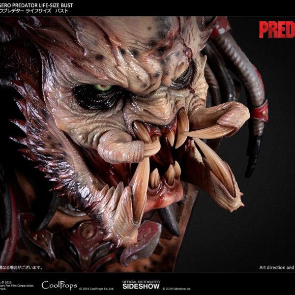COOLPROPS - Predator Kagero Predator - Life Sized Bust by Akihito - 1