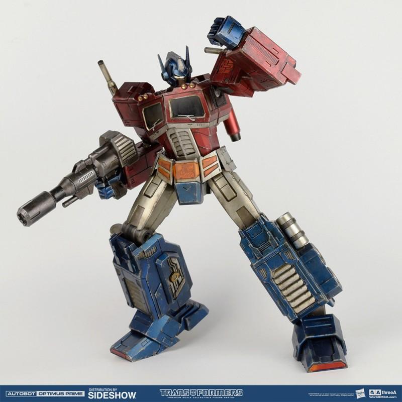 THREEZERO – TRANSFORMERS GENERATION ONE – Optimus Prime