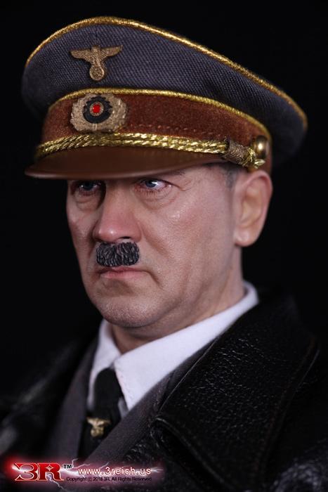 3R [GM640] 1/6 1889 - 1945 Adolf Hitler 1/6 Scale
