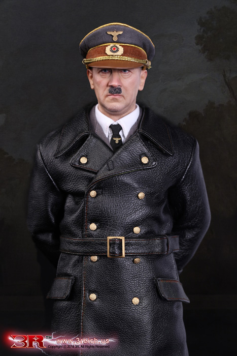 DiD/3R - Adolf Hitler 1889-1945 Version A - 1/6 Scale