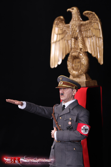 Adolf Hitler - Version A - DiD/3R 1/6 Scale Figure