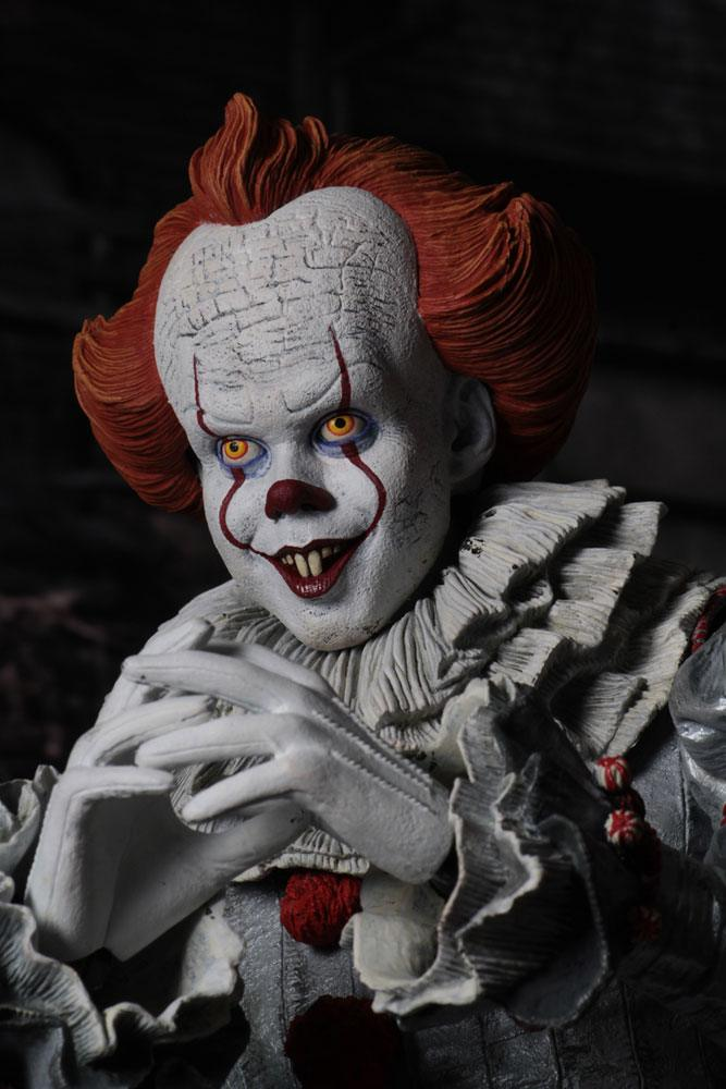 NECA – IT PENNYWISE SKARGARD 1/4 – Animetoys