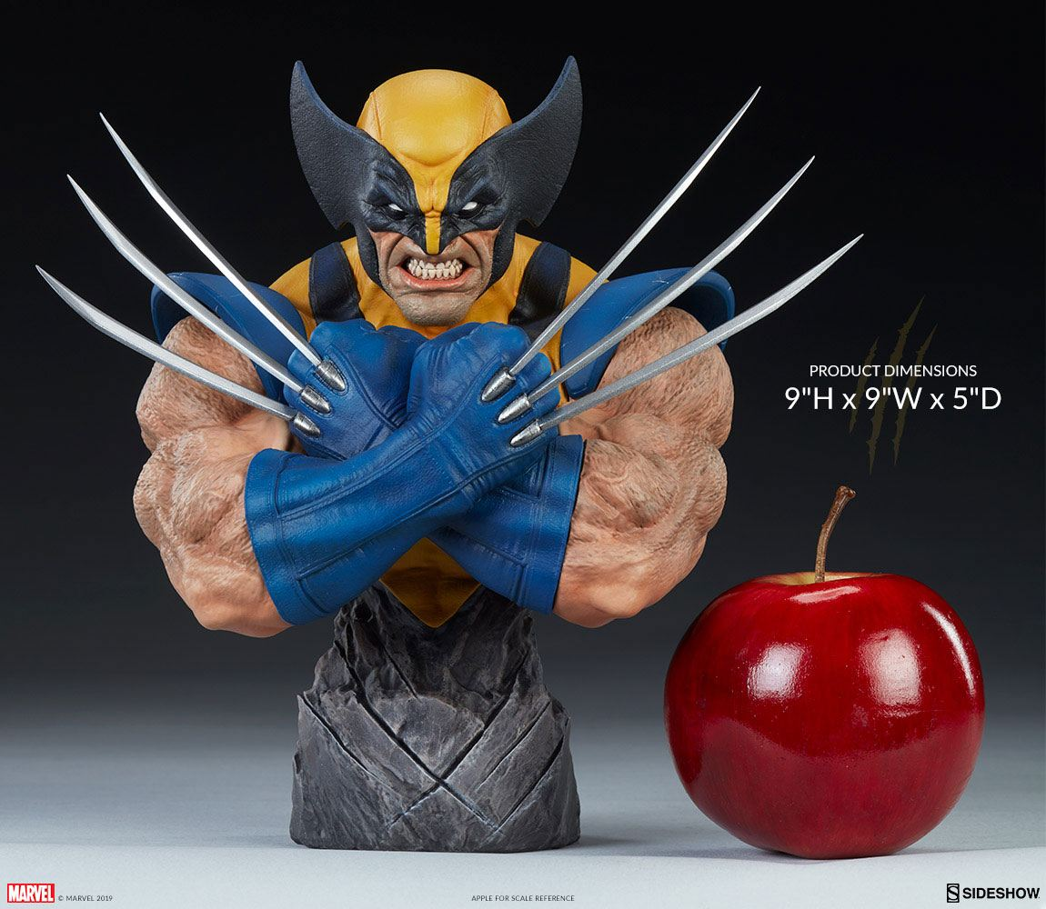 wolverine captain avengers infinity Wolverine claws replica 1:1 life size