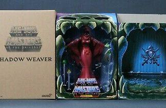 - Shadow Weaver Super7 Masters of the Universe Club Grayskull Wave 4