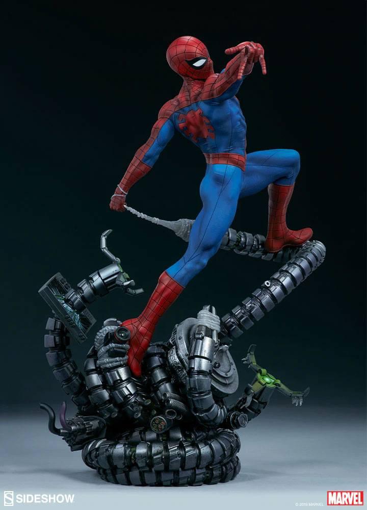 Vinyl Figure Spider-Man Octo-Spidey with Mechanical Tentacles US Exclusive Pop
