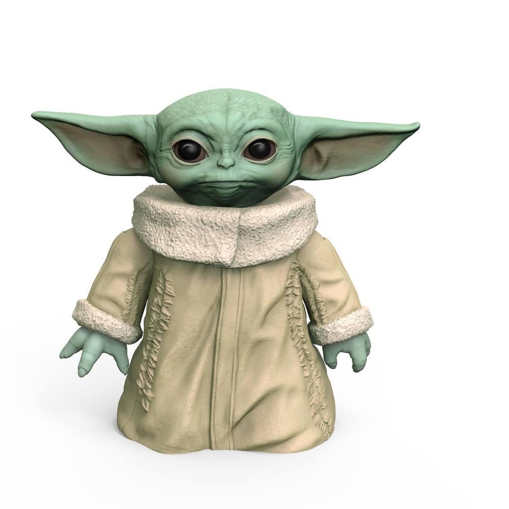 New 1 Pcs Baby Yoda Mandalorian Star Wars Child Figure Series Bounty Collections