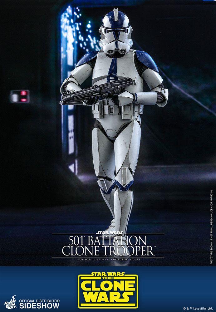 "STAR Wars Nero Serie Clone Commander Gree 6/"" Action Figure"