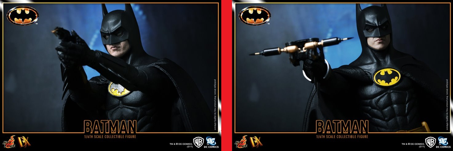 HOT TOYS – BATMAN (Tim Burton) – Batman (1989 Version ...