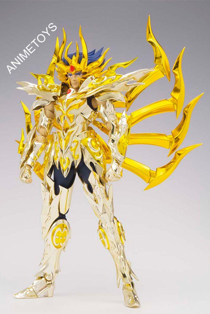 Myth Cloth Ex Soul Of Gold Animetoys Milano