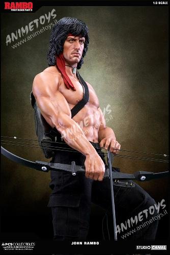 Rambo 1 Elicottero : Rambo animetoys milano modellismo action figures