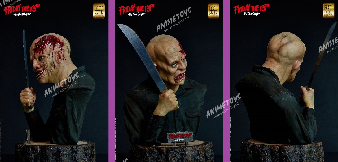 elite creature collectibles � friday the 13th the final